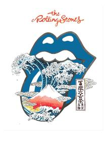 The Rolling Stones富嶽大舌景~青舌~ ©2017 Musidor B.V. Under license to Bravado Merchandising. All Rights Reserved.
