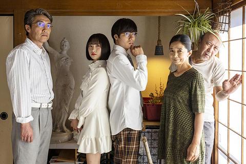 小松孝監督「猫と塩、または砂糖」(C)PFFパートナーズ