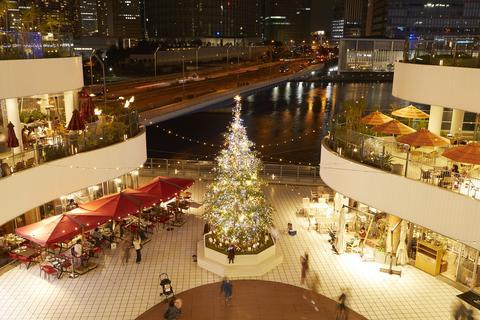 Christmas&Illumination 横浜ベイクォーター